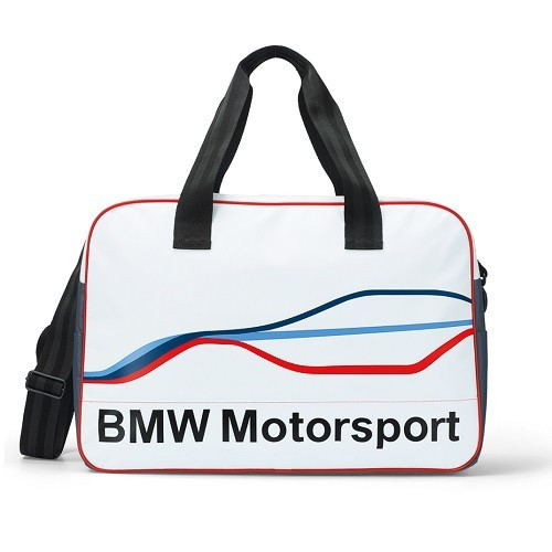 BMW純正 スポーツ・バッグ(ホワイト)