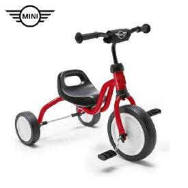 MINI純正 MINI Tricycle(チリ・レッド)(三輪車)
