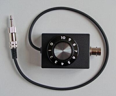 35BNC-AT2_可変アッテネータ内蔵専用変換ケーブル