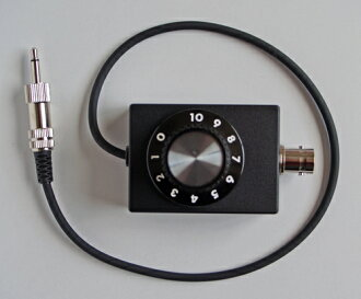 35BNC-AT2 variable attenuator integrated dedicated conversion cable