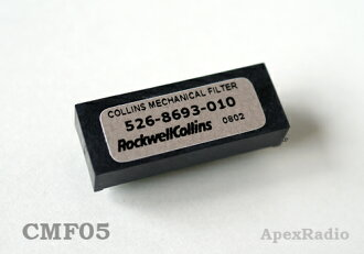 ApexRadio CMF05 mechanical Collins-made filter (500 Hz) (526-8693-010)