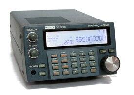 広帯域受信機   ウエーブテック WR3600-OP3 (6.7kHz & 500Hzメカフィル組込済) (5kHz - 3650MHz) レシーバーアマチュア無線 BCL