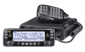 IC-2730D モービルトランシーバー アマチュア無線 アイコム デュアルバンド(50W) (広帯域受信機能付)(IC2730D)