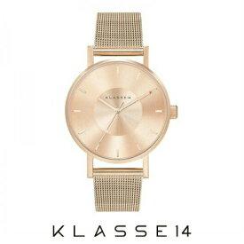 【送料無料】並行輸入品 KLASSE14 クラスフォーティーン VO14RG0013 腕時計 レディース 女性用腕時計 ステンレススチール ギフト 贈り物 プレゼント クリスマス ペアウォッチ おしゃれ WATCH watch
