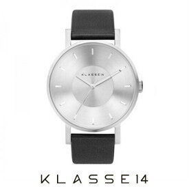 【送料無料】並行輸入品 KLASSE14 クラスフォーティーン VO14SR001M 腕時計 メンズ 男性用腕時計 イタリア製高級レザー ステンレススチール ギフト 贈り物 プレゼント シンプル ペアウォッチ クリスマス WATCH watch