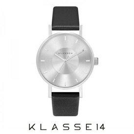 【送料無料】並行輸入品 KLASSE14 クラスフォーティーン VO14SR001W 腕時計 レディース 女性用腕時計 イタリア製高級レザー ステンレススチール ギフト 贈り物 プレゼント クリスマス ペアウォッチ おしゃれ WATCH watch
