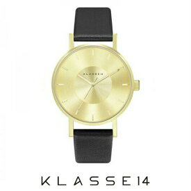 【送料無料】並行輸入品 KLASSE14 クラスフォーティーン VO14GD001W 腕時計 レディース 女性用腕時計 イタリア製高級レザー ステンレススチール ギフト 贈り物 プレゼント クリスマス ペアウォッチ おしゃれ WATCH watch