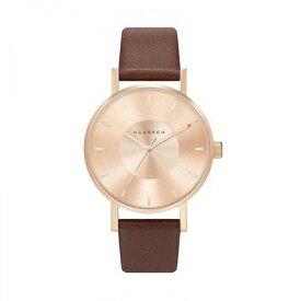 【送料無料】並行輸入品 KLASSE14 クラスフォーティーン VO14RG002W 腕時計 レディース 女性用腕時計 イタリア製高級レザー ステンレススチール ギフト 贈り物 プレゼント クリスマス ペアウォッチ おしゃれ WATCH watch