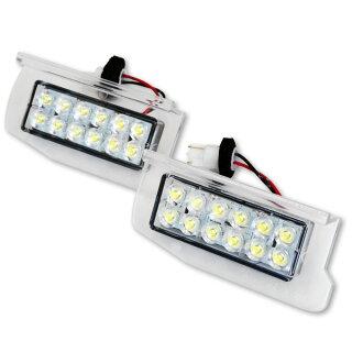 LEDセーフティバックランプユニットジムニーJB23純正バックランプケース用