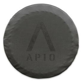 アピオ スペアタイヤカバー Aマーク タイヤサイズ 175/80R16用, 185/85R16&195/80R15用