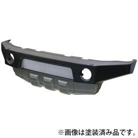 【F/P】タクティカルフロントバンパー(JB64) ABS真空成形・ツートーンカラー塗装済み