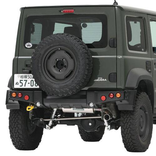 アピオ静香御前マフラージムニーシエラJB74用マフラー認証制度適合モデル/新規車基準適合