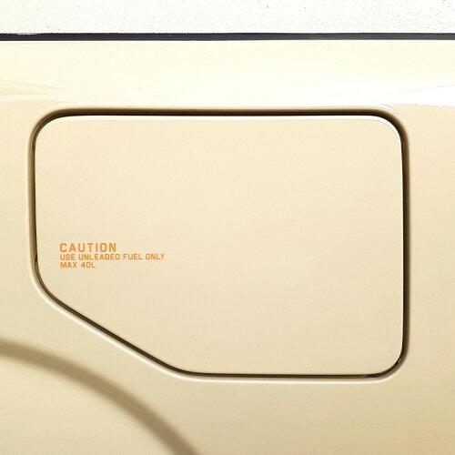<限定生産色>フューエルコーションステッカーVer.2(デカール)ライムグリーンorオレンジ