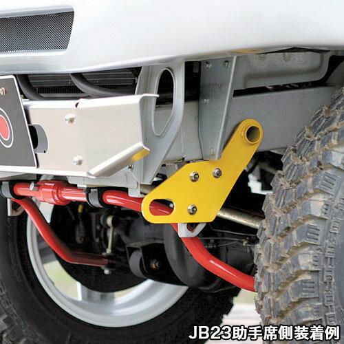 けん引フック・フロント用左右有り(牽引フック)JB23バンパー変更車用