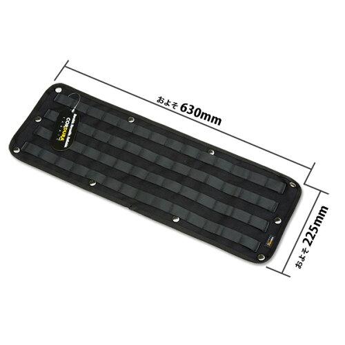 リアゲートモールシステムジムニーJB23,JB33,JB43用モールシステム