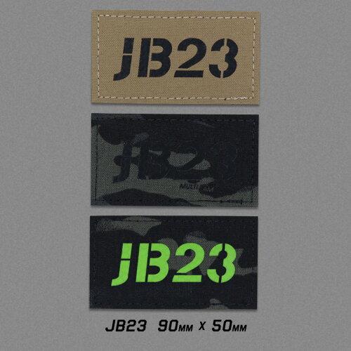 JB23-IRPATCHワッペン・ミリタリーパッチ