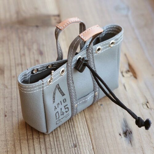 UtilityCarryingBag-MiniKeyholderユーティリティーバッグ・ミニキーホルダー(横浜帆布鞄)