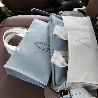 BagInBag旅する旅先バッグ(横浜帆布鞄)