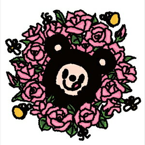 タロアウト 絵画・アート(版画)/HELLO IN ROSES/メルヘン