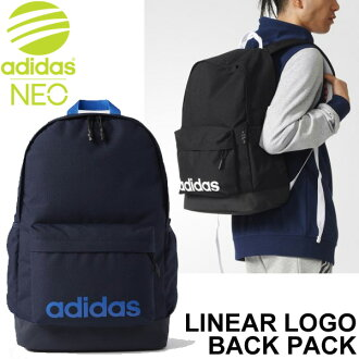 aa2cfc1ae5d Backpack men Adidas adidas neo linear bag pack sports bag rucksack day pack  logo casual bag usual times errand commuting attending school trip unisex   MKR53