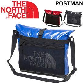 ショルダーバッグ メンズ レディース ノースフェイス THE NORTH FACE ポストマン Postman 11L アウトドア カジュアル メッセンジャーバッグ 男女兼用 鞄 斜めがけ ロゴ かばん/NM81859