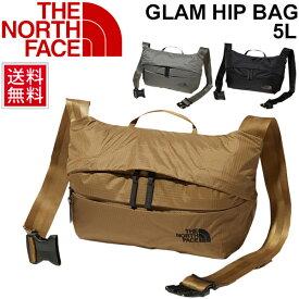 ウエストバッグ メンズ レディース ノースフェイス THE NORTH FACE グラムヒップバッグ 約5L ウエストポーチ ポーチ アウトドア キャンプ カジュアル 旅行 鞄 男女兼用 かばん/NM81753