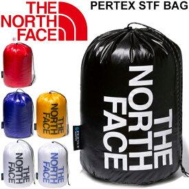 スタッフバッグ メンズ レディース ノースフェイス THE NORTH FACE パーテックス スタッフバッグ 7L/パッキング用バッグ 小分け 収納袋 ナイロン アウトドア 登山 ロングトレイル 旅行 スポーツ 鞄/NM91900