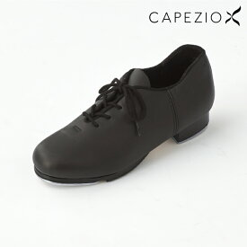 CAPEZIO(カペジオ) タップシューズ M幅 タップダンス ダンスシューズ 21.0〜29.5cm ブラック