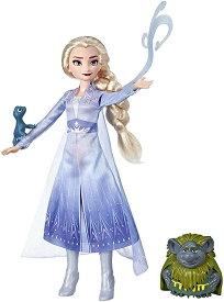 ディズニー アナと雪の女王2エルサ 人形 28.5 ドール 日本未発売 [並行輸入品]