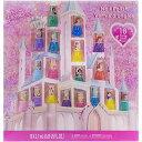 ディズニー プリンセス はがせるマニキュア 子供用マニキュア18本セット お城のギフトBOX [並行輸入品] おしゃれ・か…