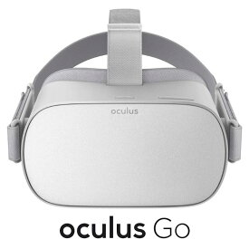 Oculus Go 64GB オキュラスゴー VR ヘッドセット 本体 コントローラー セット PC不要 ゲーム 映画 動画 (SN)