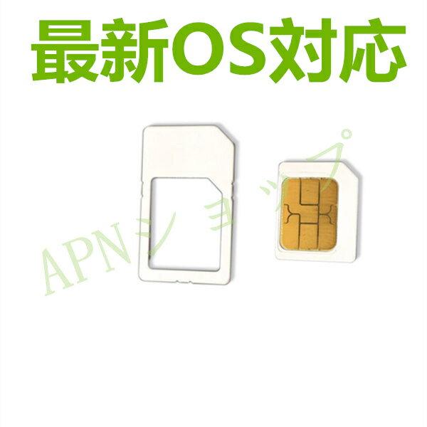 Softbank iPad iPad2 iPad3 iPad4 Wi-Fi+Cellular Softbank専用 micro simカード アクティベートカードactivationアクティベーション【ゆうパケット送料無料】