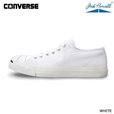 コンバース22.0cm-25cmジャックパーセル白ホワイトConverseJackPurcellwhiteレディースサイズユニセックスモノトーンスニーカー靴
