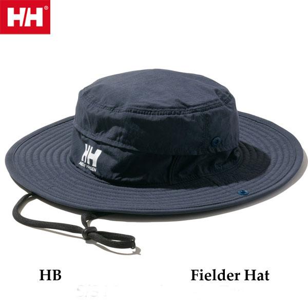 ヘリーハンセン フィールダーハット HELLY HANSEN Fielder Hat UVプロテクト機能 HOC91802 (HB)ヘリーブルー