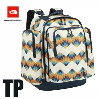 Day pack The North Face K Sunny Camper 40+6 NMJ71700 (TP) try Baru print for the the North Face 2017 latest model sunny camper 40+6 (kids) backpack / rucksack child