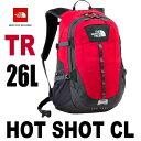 ザ ノースフェイス あす楽対応 ホットショット クラシック 26L 多機能デイパック The North Face Hot Shot CL NM71606 (TR)TNFレッド