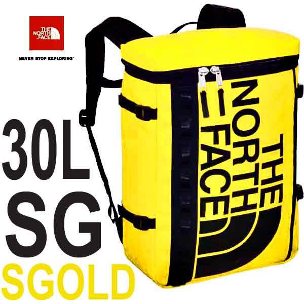 ザ ノースフェイス あす楽対応 BCヒューズボックス 送料無料 The North Face BC Fuse Box 30L NM81630 (SG)サミットゴールド リュック バックパック 大学生 高校生 女子高生 新社会人 フレッシャーズ パソコン収納 タブレット