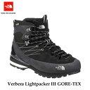 ザ ノースフェイス ヴェルベラ ライトパッカーIII GORE-TEX(ユニセックス) 防水 トレッキング 山 ブーツ The Nor…