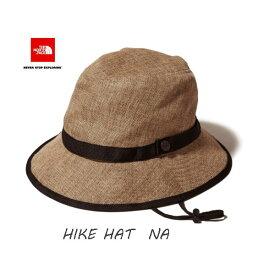 ザ ノースフェイス NN01815 NA ハイクハット(ユニセックス ) 楽天アウトドア帽子週刊ランキング1位獲得商品 ストローハット The North Face HIKE Hat NN01815 NA ナチュラル ネコポス便対応