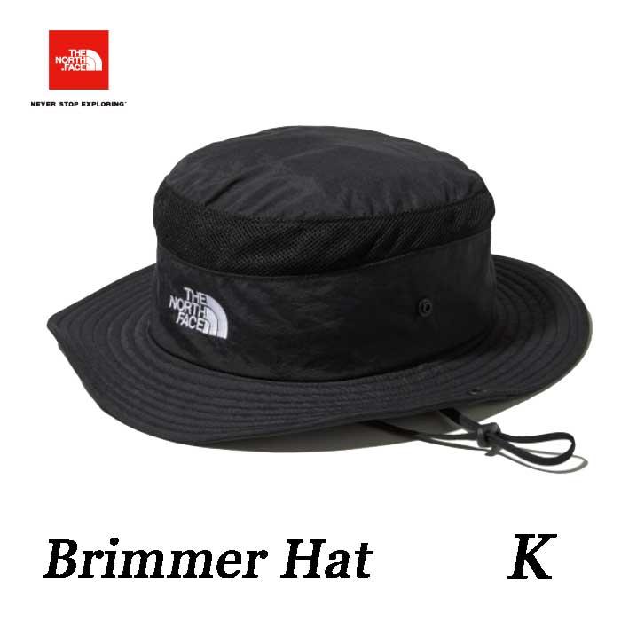 ザ ノースフェイス ネコポス便限定 2019年春夏最新在庫 ユニセックス ブリマーハット UVケア機能を備えたサンシールドハット 帽子 The North Face Unisex Brimmer Hat NN01806 (K)ブラック
