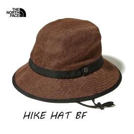 ザ ノースフェイス NN01815 BF ハイクハット(ユニセックス) ストローハット The North Face HIKE Hat NN01815 (BF)ブラウンフィールド