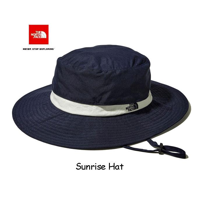 ザ ノースフェイス ネコポス便対応送料無料  2019年春夏最新在庫 サンライズハット(レディース) The North Face Sunrise Hat NNW01830 UN アーバンネイビー
