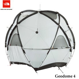 ザ ノースフェイス NV21800 SF ジオドーム4 売れてます! 人気モデル Goldwin日本正規保証商品 The North Face Geodome 4 (SF)サフランイエロー キャンプ テント 4人用