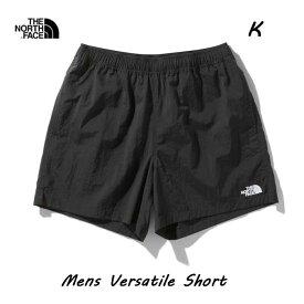 ザ ノースフェイス NB42051 K バーサタイルショーツ(メンズ) 撥水ショートパンツ The North Face Mens Versatile Shorts NB42051 ブラック(K)