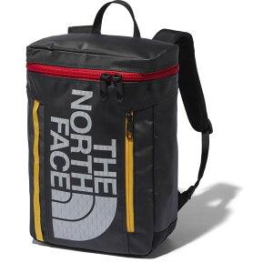 ザ ノースフェイス NMJ82000 KB キッズ BCヒューズボックス2(キッズ) A4サイズを折らずに収納できるボックス型のデイパック(リュック) The North Face K BC Fuse Box II ブラック 2 (KB)