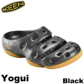 キーン 1001966 26CM 27CM 28CM 29CM keen yogui ヨギ ブラック サンダル 男性用 クロッグ KEEN MENS YOGUI BLACK メンズ