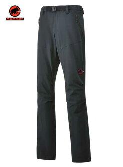 Mammut Softek trekkers pants men's outdoor climbing Softshell pants Mammut SOFtech TREKKERS Pants Men 1020-09760-0121 graphite