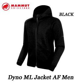 マムート 1014-00661-0001 DYNO ML ジャケット AF メンズ MAMMUT Dyno ML Jacket AF Men 1014-00661-0001 Black