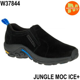 メレル ウィメンズ ジャングル モック アイスプラス W37844 Black Merrell JUNGLE MOC ICE+ レディース アウトドア スニーカー