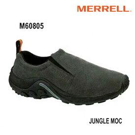 メレル M60805 ジャングルモック PEWTER Merrell Jungle Moc Mens メンズ アウトドア スニーカー 幅2E相当